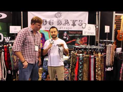 video:Dog Days Straps NAMM 2015