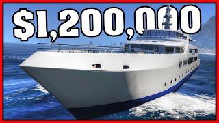 GTA 5 Roleplay - $1,200,000 YACHT HEIST | RedlineRP #975