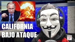 URGENTE: PUTIN ATACA CALIFORNIA, 4 REFINERÍAS EN LLAMAS.
