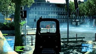 PTE Team - Gameplay de Battlefield 3 ! Traversée de la Seine