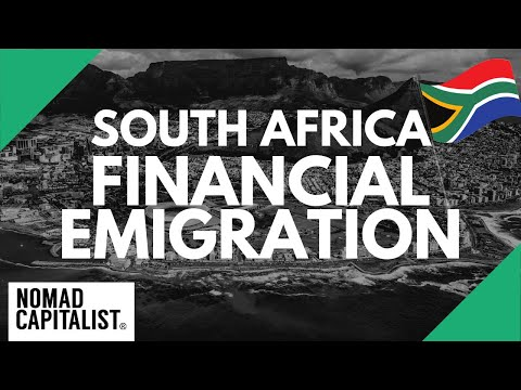 How South Africa Financial Emigration Works