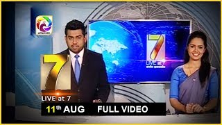 Live at 7 News – 2019.08.11 Thumbnail