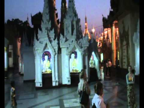 Adventuring with Mr Rodney Radalj - Episode 3 - Rangoon and Bagan in Burma.