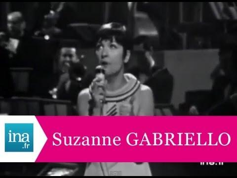Suzanne Gabriello imite Nino Ferrer