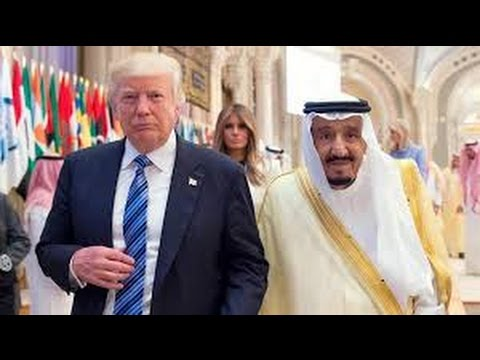 """President Trump's Message To Islamic Nations, """"Get The Terrorists Out"""""""