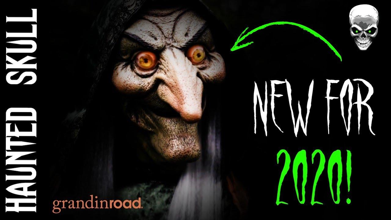 Grandin Road Halloween 2020 Grandin Road Halloween 2020 Preview PT1   YouTube