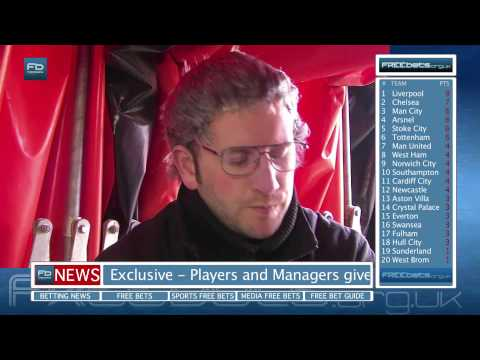 Exclusive! Mourinho, Moyes, Rodgers and Rooney interviews - Darren Farley and Paul Reid