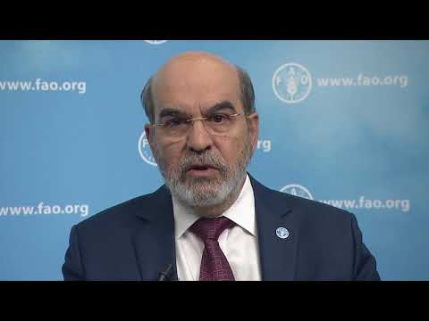 World Food Day 2017: Message - FAO Director-General José Graziano da Silva
