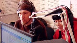 НАШЕ радио интервью с группой СЛОТ 8 февраля 2015г