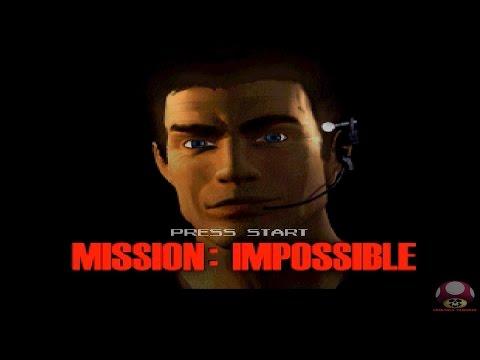 Mission: Impossible (Nintendo 64): Intro