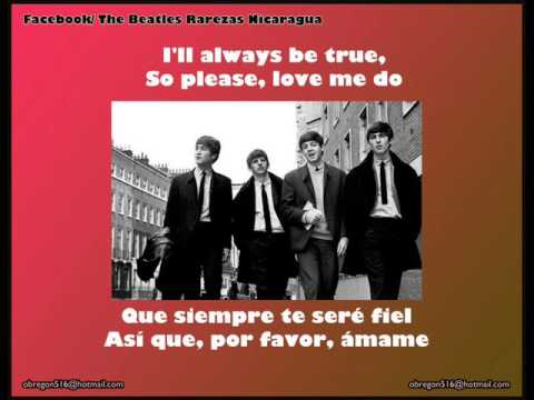The Beatles   Love Me Do   Live BBC   Subtitulado