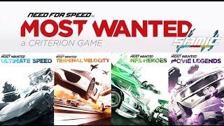 Instalación - Need for Speed™ Most Wanted Pack Deluxe DLC Bundle y Ultimate Speed Pack PC #2 - SAMIC