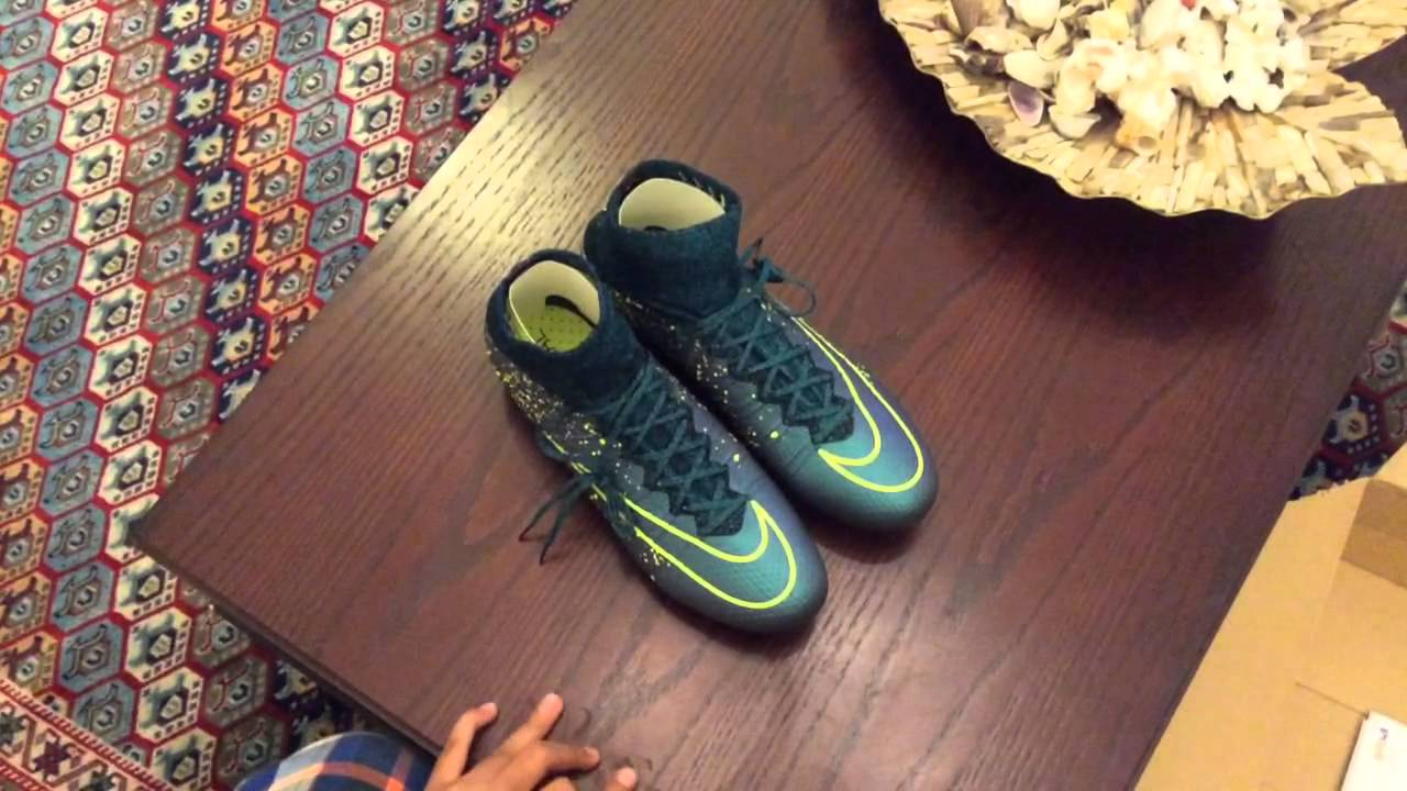 Nike Mercurial Superfly IV Electro Flare Pack Unboxing and Review