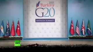 猫superspyのG20サミット  Коты суперагенты на саммите G20 2015 Cats superspy at the G20 summit