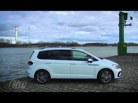 safety first vw touran 2017 der check youtube. Black Bedroom Furniture Sets. Home Design Ideas