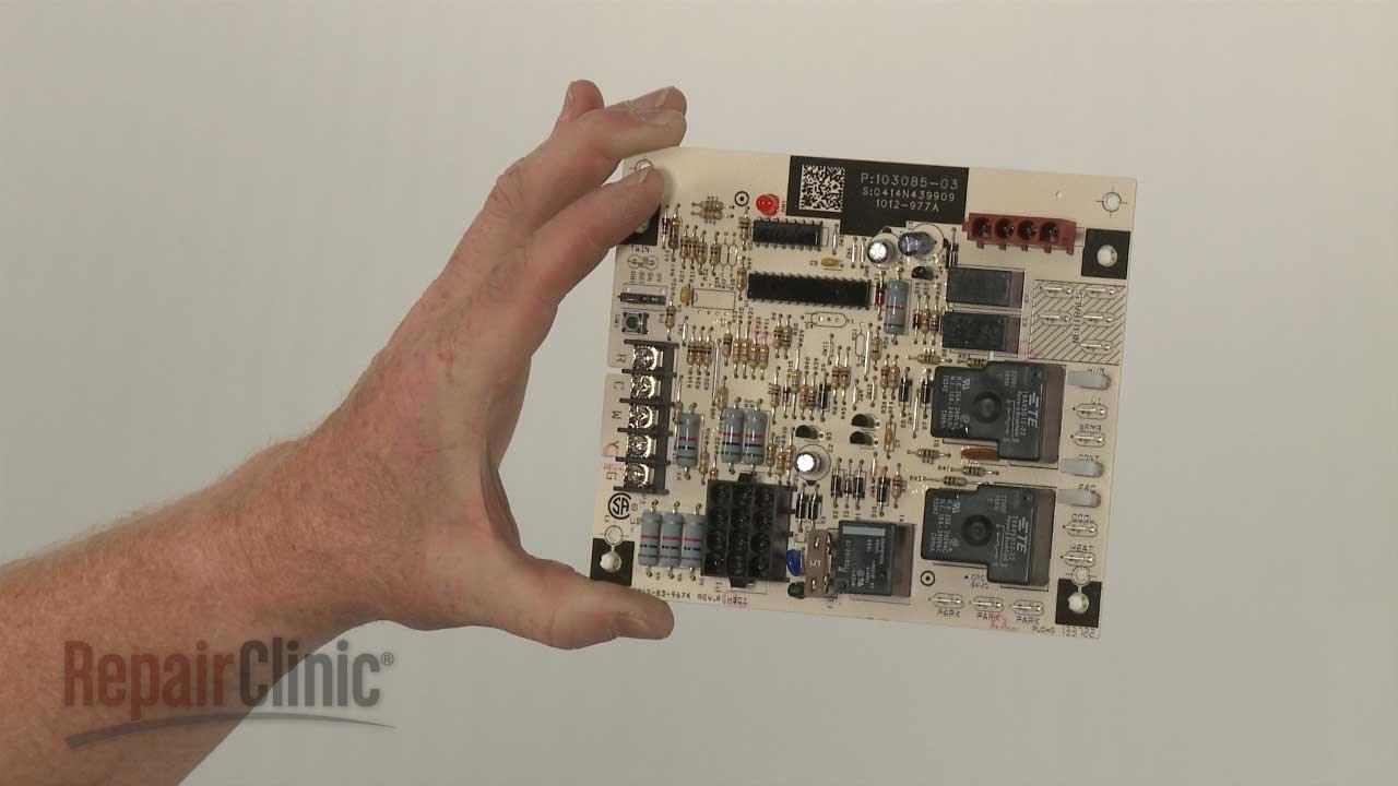 lennox furnace wiring panel [ 1280 x 720 Pixel ]