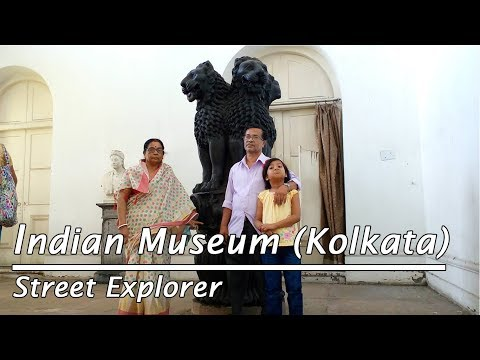 Indian Museum - Kolkata (largest & oldest museum in India)