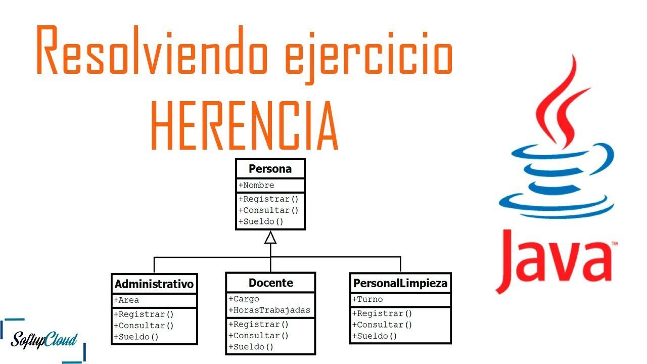 Herencias en java pdf tutorial