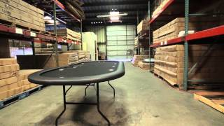 V5 Series Professional Poker Table By Bbo Poker Tables - Product Demo