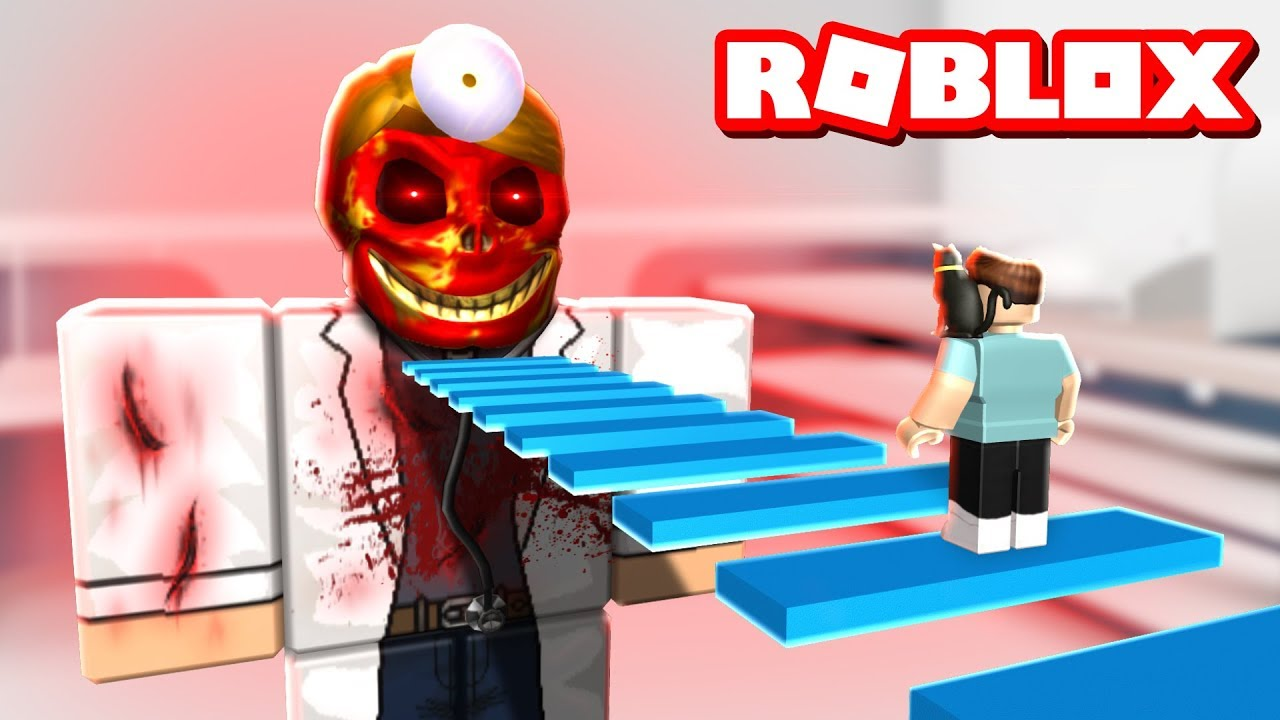 Escape The Evil Dentist Obby In Roblox Youtube
