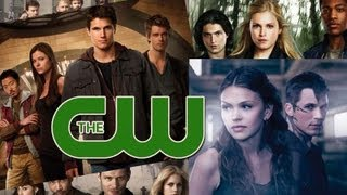 "CW New Shows - ""Star-Crossed"" & ""The Tomorrow People"" Clips"