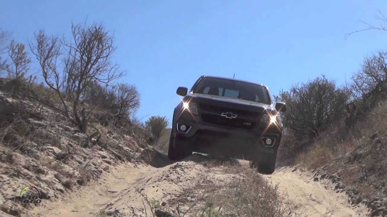 2016 chevrolet colorado 2 8l duramax diesel 1st off road drive with engineer mike symons