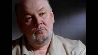 Richard Kuklinski lets out a glimpse of anger in the famous HBO doc...