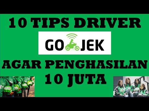 10 Tips Driver Gojek agar penghasilan 10 juta Mp3