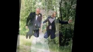Happy pancake - Sara & Jonas bröllop 13 juni 2014