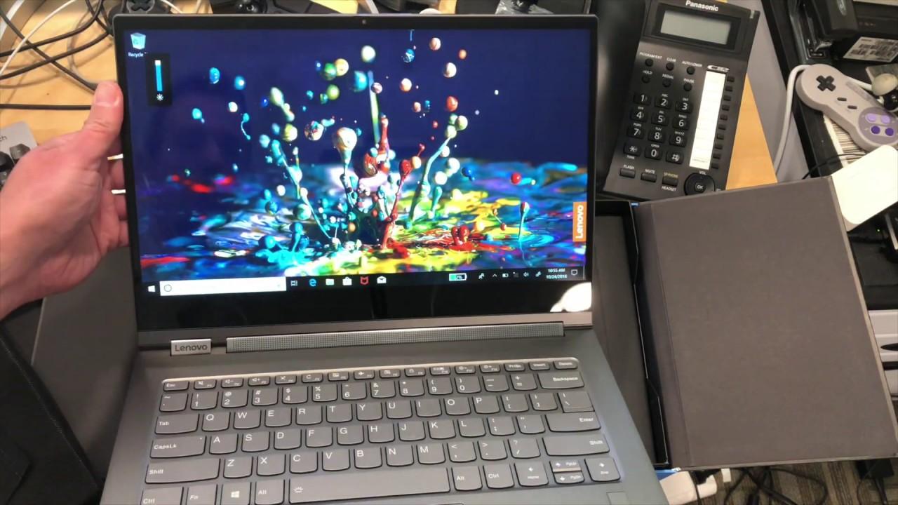 Lenovo Yoga C930 Unboxing Premium 13 9 2 In 1 Laptop Youtube