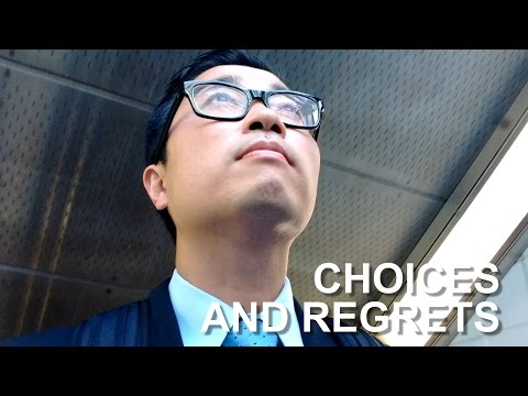 CHOICES AND REGRETS | vlog 214