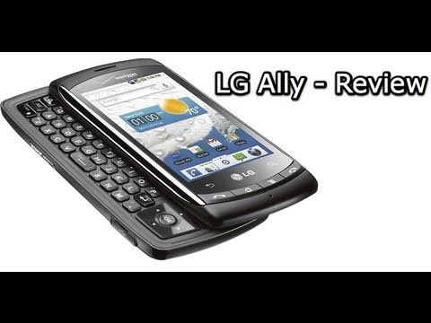 LG Ally - Review