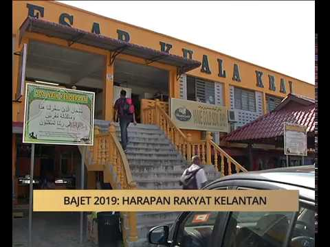 AWANI  Kelantan: Bajet 2019  Harapan rakyat Kelantan