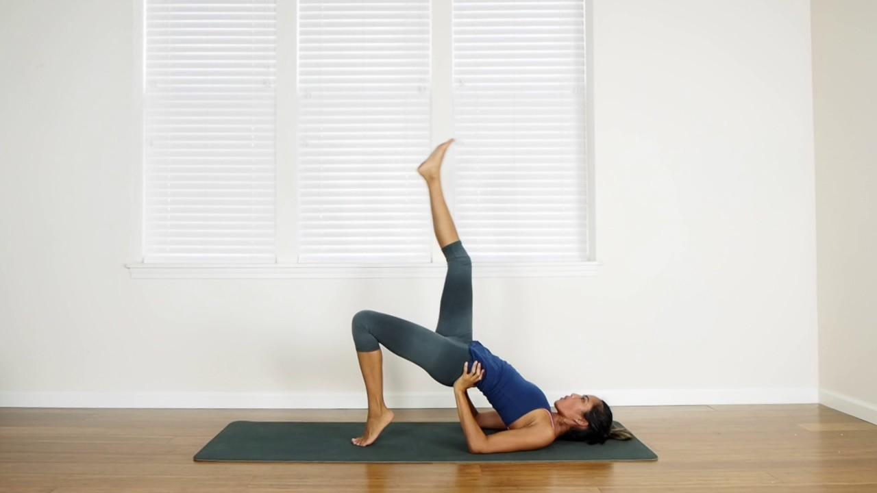 Shoulder Stand Yoga Beginner