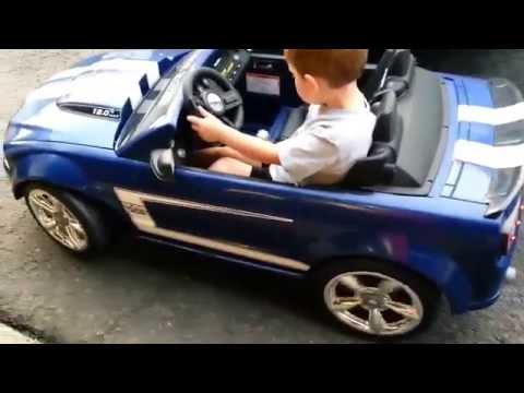 24 Volt Mustang motors by mltoys.com