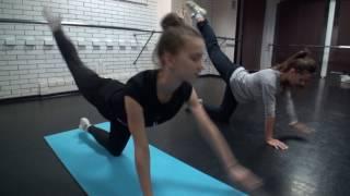 Видеоурок классического танца. Dance Cafe.