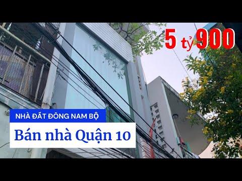Chính chủ Bán nhà hẻm đường Nhật Tảo phường 8 Quận 10 giá rẻ