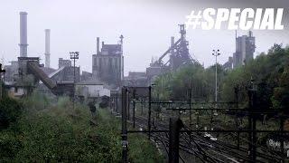 Verlaten Staalfabriek [SPECIAL]