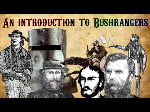 An Introduction To Bushrangers | Doctor Colin's World Of History