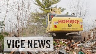 Tearing Down Detroit: Demolishing Houses for the Economy