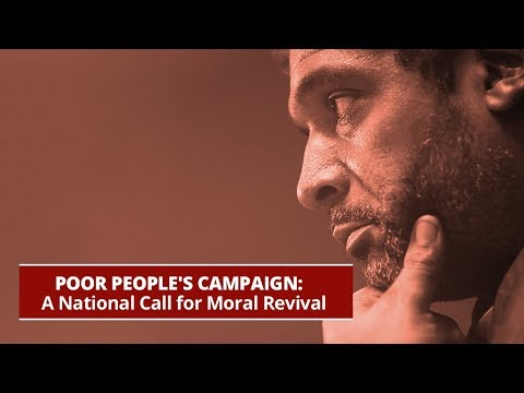 Bishop Rickel Extends Invitation to Mass Meeting of the Poor People