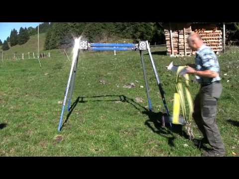 Suisse-Tier-Innovationspreis: Zusammensetzbarer Kuhlift