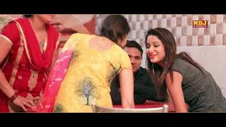 Chandigarh Aali    Miss Ada    Vikas Chouhan    Sandeep Chandel    Haryanvi Song 2018 thumbnail