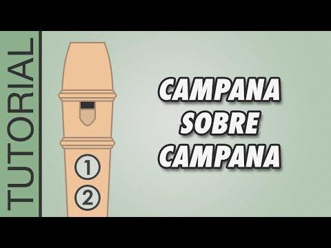 Campana Sobre Campana - Recorder Notes Tutorial