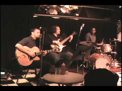 All Blues performed by the Nathan Montgomery Trio