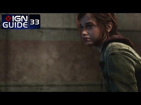 The Last of Us Walkthrough Part 33 - Lakeside Resort: Cabin Resort pt 2