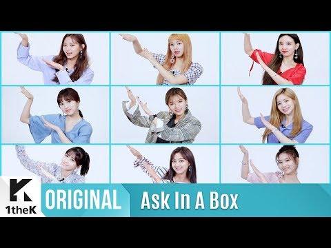 Cover Lagu ASK IN A BOX(에스크 인 어 박스): TWICE(트와이스) _ Dance The Night Away HITSLAGU