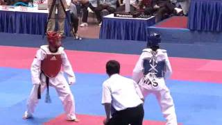 vuclip Taekwondo SEA GAMES, 14 11 2011