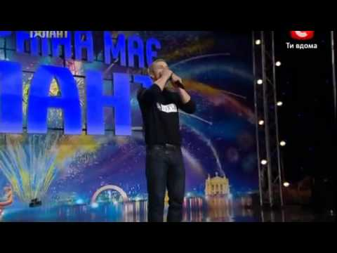 Epic BeatBox Machine On Ukraines Got Talent. Monster Epic!