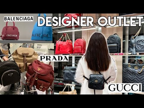 Whats NEW At Bicester Village! Designer Outlet WITH PRICES! DISCOUNT GUCCI, DIOR, BALENCIAGA...